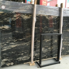 Cosmos Black Granite Tiles Slabs Countertops