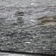 Wave Green Granite Tiles Slabs Countertops
