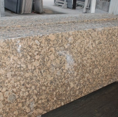 Giallo Fiorito Granite Tiles Slabs Countertops