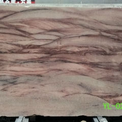 Red Colinar Granite Tiles Slabs Countertops