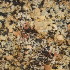 Golden Persa Granite Tiles Slabs Countertops