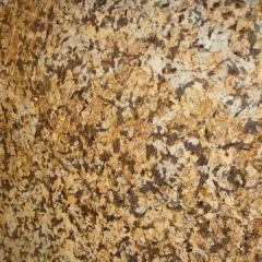 Crystal Yellow Granite Tiles Slabs Countertops