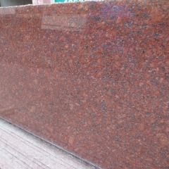 Ruby Red Granite Tiles Slabs Countertops