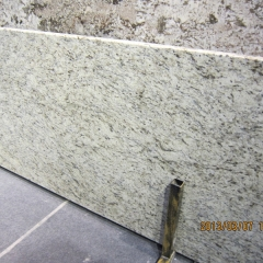 Giallo Ornamental Granite Tiles Slabs Countertops