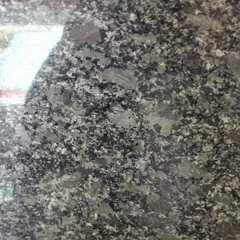 Steel Grey Granite Tiles Slabs Countertops