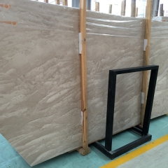 Amasa Beige Marble Flooring Wall Tiles and Slabs