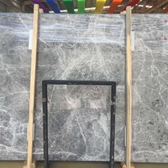 Hermes Grey Marble Flooring Wall Tiles and Slabs