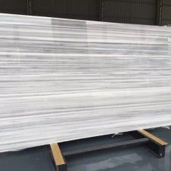 Marmara White Marble Flooring Wall Tiles and Slabs