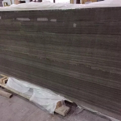 Coffee Wood Marble Flooring Wall Tiles and Slabs