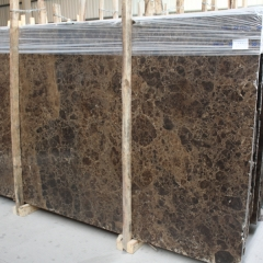 Dark Emperador Marble Flooring Wall Tiles and Slabs