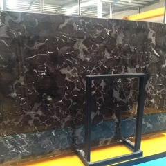 China Dark Emperador Marble Flooring Wall Tiles and Slabs
