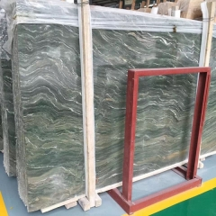 Kowloon Jade Green Marble Flooring Wall Tiles and Slabs