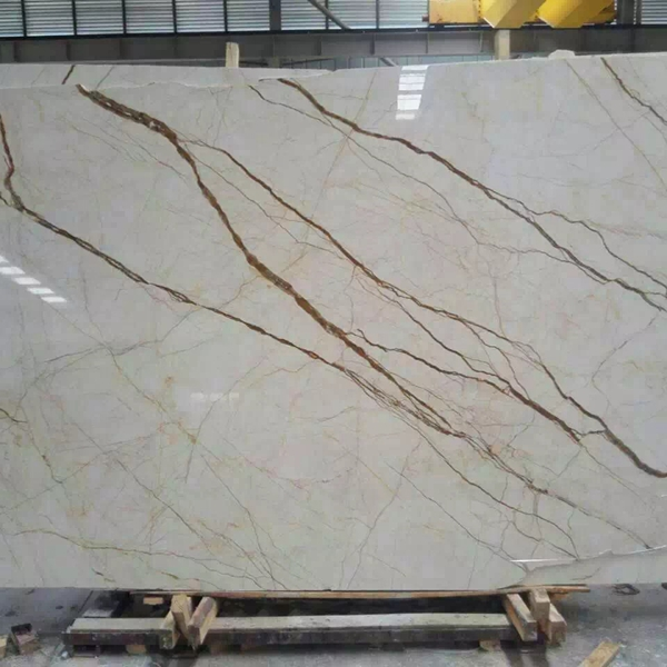 Luna Pearl Marble Flooring Wall Tiles and Slabs