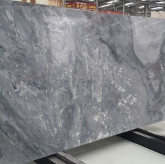Palissandro Blu Nuvolato Marble Flooring Wall Tiles and Slabs