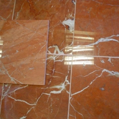 Rosso Alicante Red Marble Flooring Wall Tiles and Slabs
