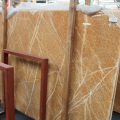 Translucent Honey Onyx Marble Slabs Countertops Table Top Tiles