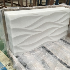 3D CNC Marble Stone Carving Tiles