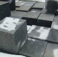 Chinese Granite Cubes Paving Stone