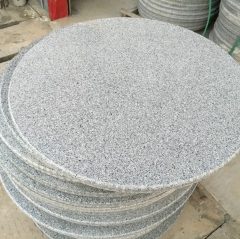 Round Granite Table Top