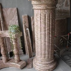 Natural Stone Granite Column Pillar