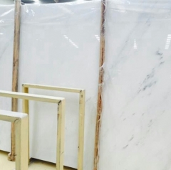 Natural Stone White Marble Table Tops