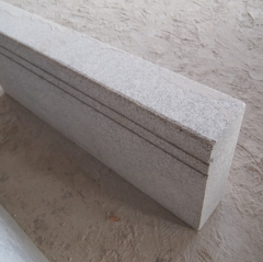 Chinese Granite Road Side Curb Stone