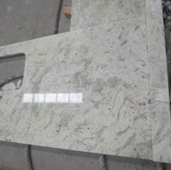 Sri Lanka White Granite Slabs Countertops