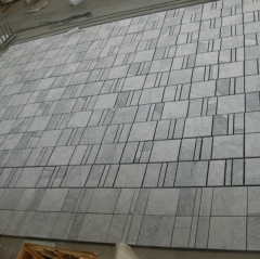 Granite Exterior Wall Stone Coating Design