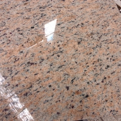 Orange Color Granite Slabs And Tiles
