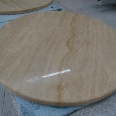 Travertine Marble Coffee Table