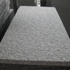 Flamed Granite Floor Tiles