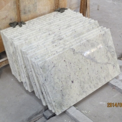 Milky White Granite Tiles And Slabs