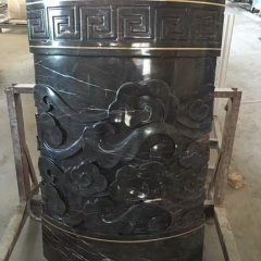 Antique Granite Marble Stone Columns