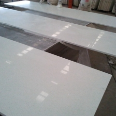 White Sand Quartz Stone Countertops
