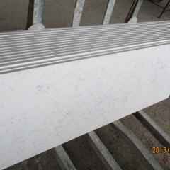 White Quartz Stone Slabs Countertops