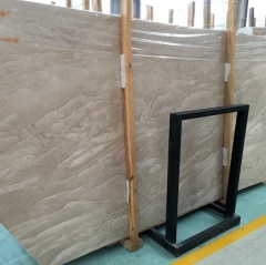 Queen Beige Marble Slabs Tiles