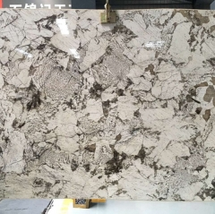 Arctic White Granite Tiles Slabs