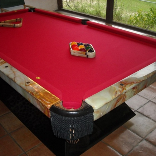 Marble For Billiard Tables And Pool Table