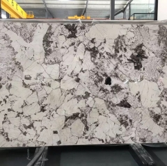 Alpinus White Granite Tiles Slabs