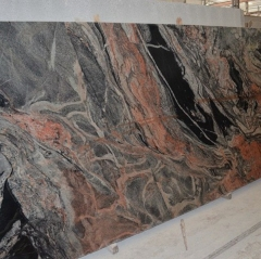 Indian Aurora Granite Tiles Slabs