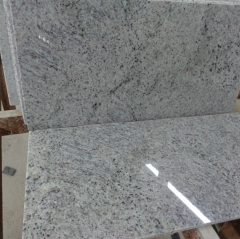 Meera White Granite Tiles Slabs