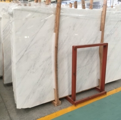 Chinese Carrara Marble Slabs And Tiles