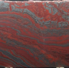 Iron Red Granite Slabs