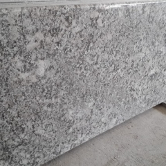 Honed Snow White Granite