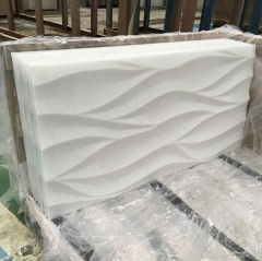 Natural Stone 3D Marble Tiles