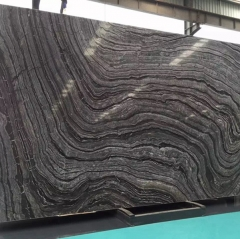 Wood Veined Marble Slabs And Tiles